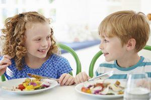 éviter l'allergie alimentaire chez les enfants